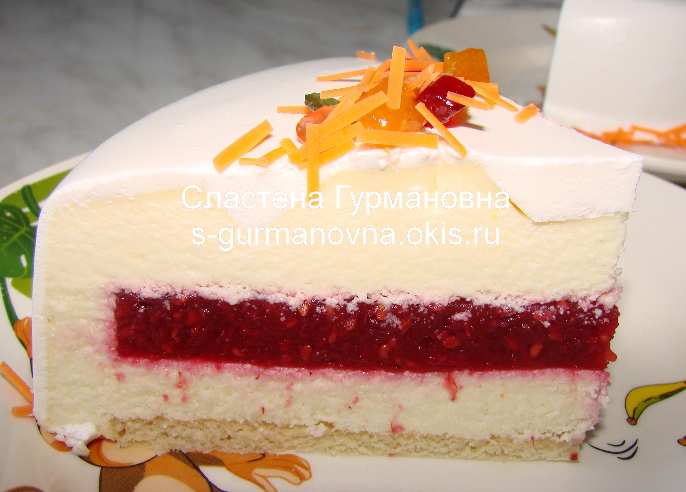 Ванильный мусс для торта рецепт пошагово